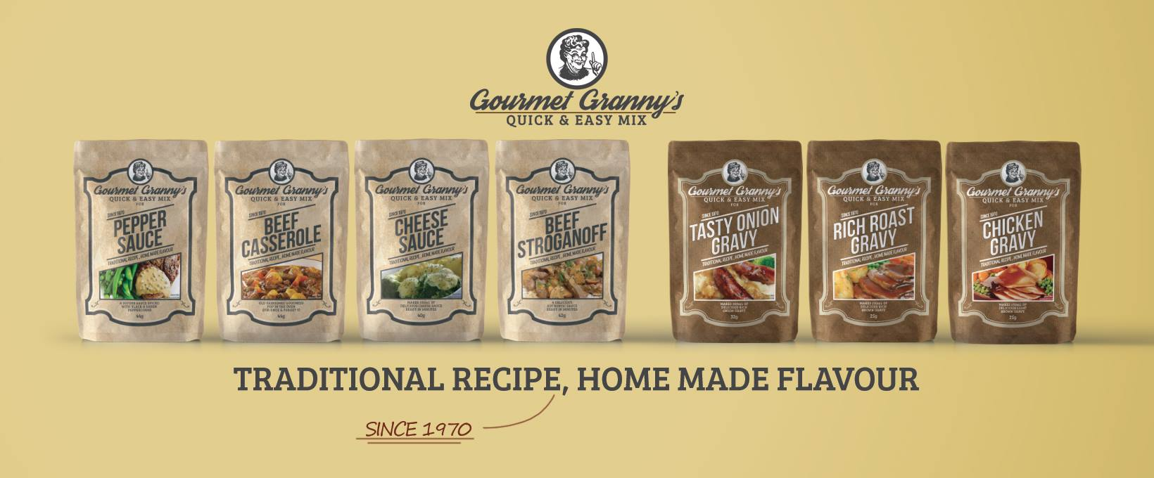 Gourmet Granny's now at Neild & Co!